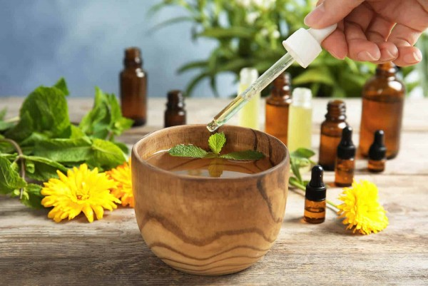 Công thức pha chế các loại tinh dầu để giảm triệu chứng dị ứng