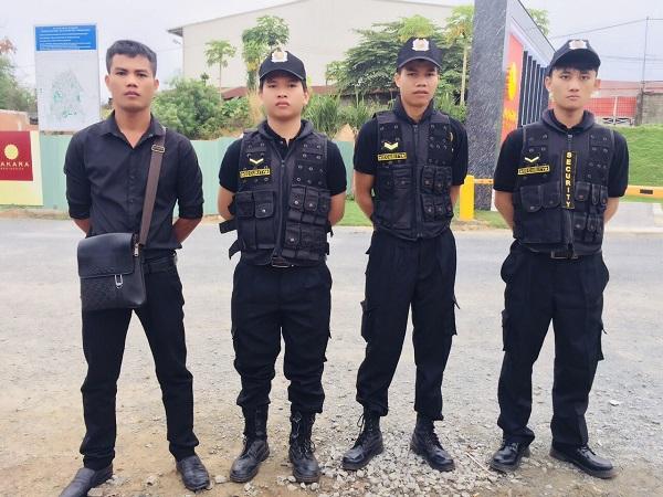 Công ty bảo vệ uy tín chuyên nghiệp tại hcm