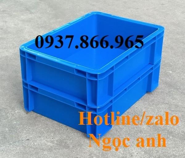 Công ty chuyên sản xuất thùng nhựa đặc công  nghiệp, thùng nhựa B12