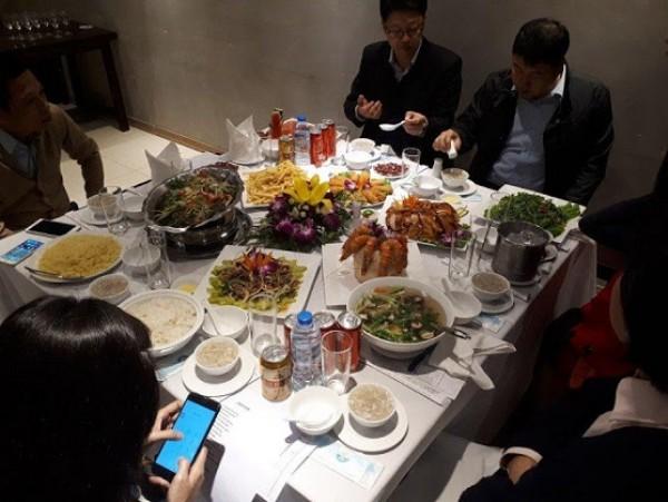 Công ty cổ phần ăn uống và sự kiện Hoàng Vân