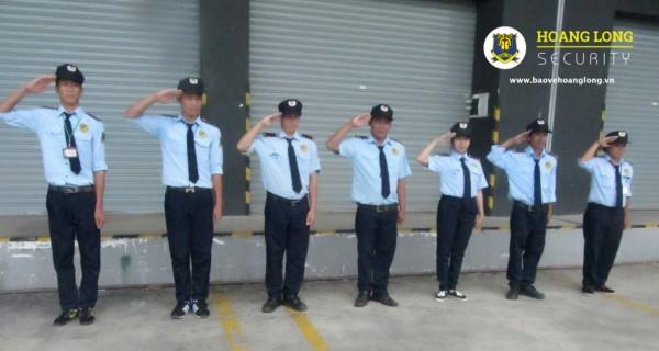 Công ty dịch vụ bảo vệ ngày và đêm của bảo vệ HL