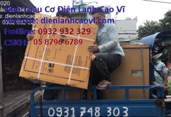 Công ty lắp đặt máy lạnh ở Đồng Nai - 0932.932.329