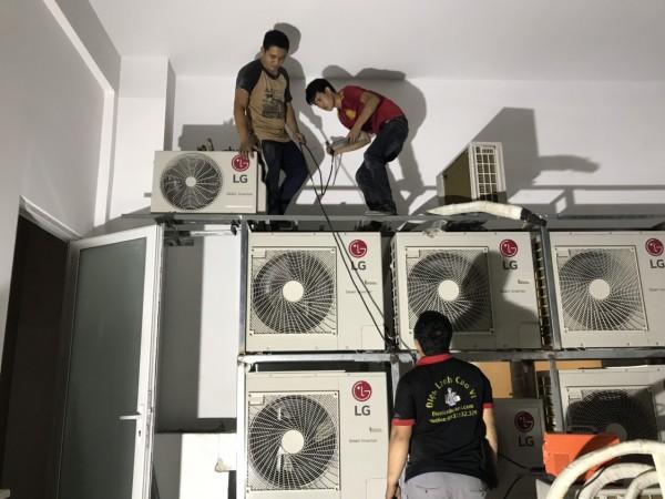 Công ty lắp đặt máy lạnh tại Long Khánh - 0932.932.329