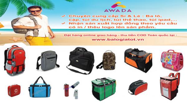 Công ty may ba lô túi xách, túi du lịch..theo yêu cầu giá rẻ