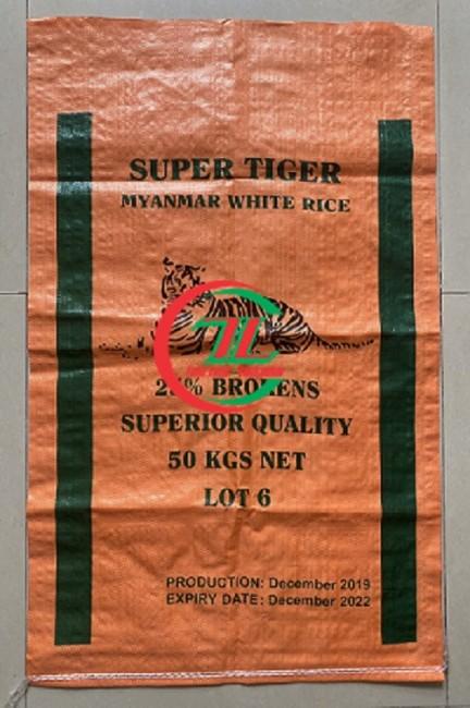 Công ty sản xuất bao bì đựng lúa gạo, bao đựng gạo siêu bền, bao pp dệt đựng gạo, 0908 858 386