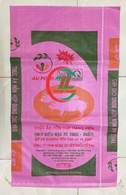 Công ty sản xuất bao đựng thức ăn gia súc, bán bao bì thức ăn gia súc - 0908 858 386