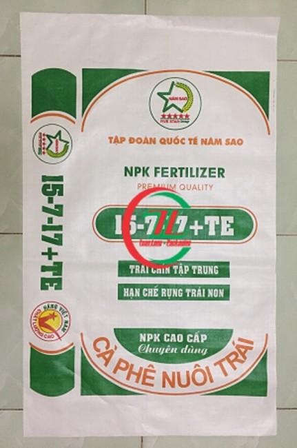 Công ty sản xuất bao tải dứa đựng phân bón, bao đựng phân bón - 0908 858 386