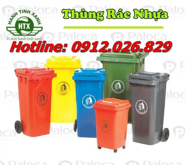 Công ty sản xuất thùng rác công nghiệp chất lượng tại Việt Nam
