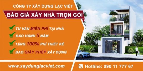 Công ty Thiết kế xây dựng Lạc Việt