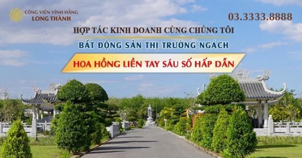 Công Viên Vĩnh Hằng Long Thành có nhiều chương trình TRI ÂN dành cho người dân TP. HCM, Đồng Nai
