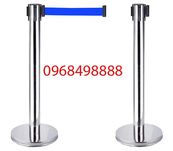 Cột chắn inox dây căng được sử dụng ở đâu - Poliva.vn