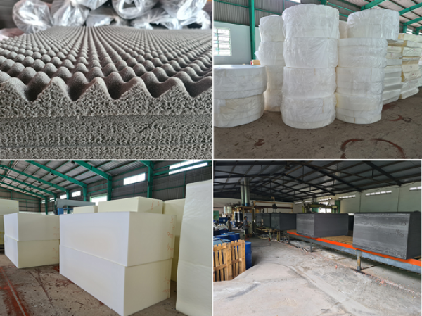 Cty TNHH Sản Xuất Nhựa Anh Dũng-Anh Dũng Plastic chuyên sản xuất các loại mousse PU