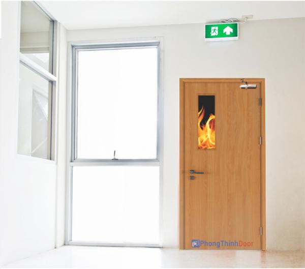 Cửa chống cháy là gì? Địa chỉ mua cửa chống cháy tại TPHCM