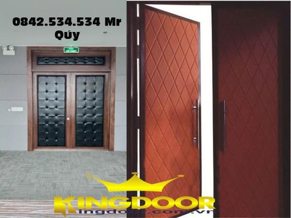 cửa gỗ cách âm chống cháy   cửa gỗ cách âm phòng karaoke   phòng ngủ