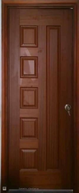 cửa gỗ công nghiệp giá rẻ, cửa phòng ngủ