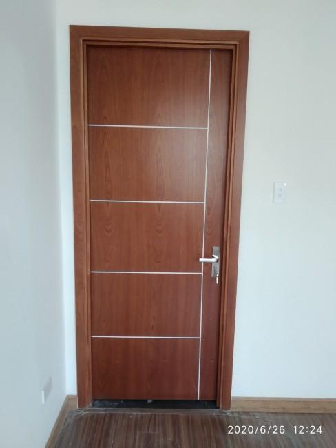 cửa gỗ công nghiệp MDF veneer nha trang