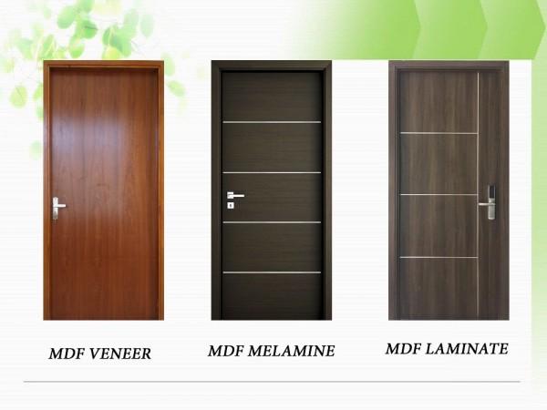 Cửa gỗ phòng ngủ giá bao nhiêu ? Giá cửa gỗ công nghiệp tại Ninh Hòa
