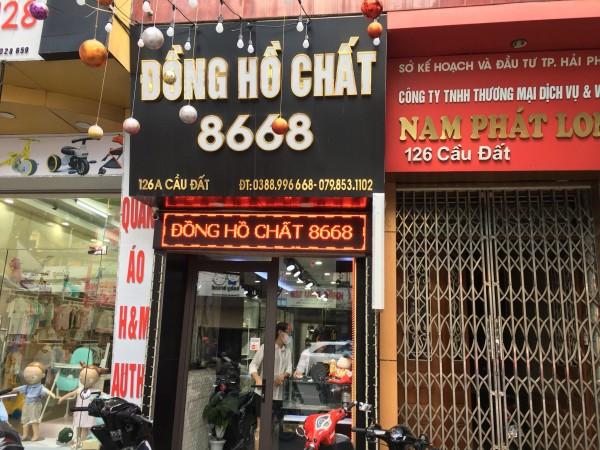 Cửa hàng bán đồng hồ chuyên nghiệp Hà Nội