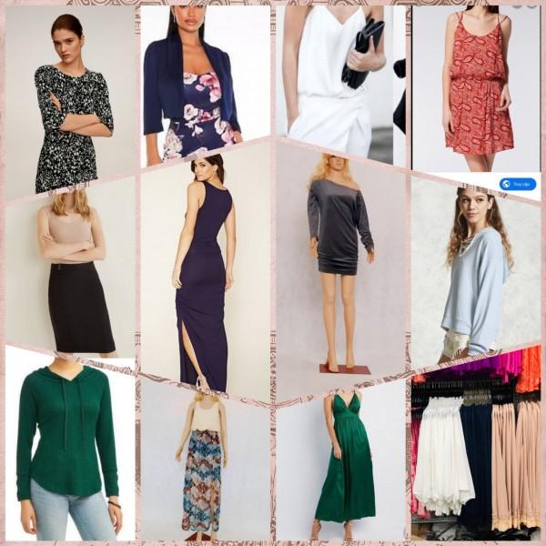 Cửa hàng chuyên cung cấp sỉ các mẫu áo đầm xuất khẩu cao cấp hàng thời trang nữ
