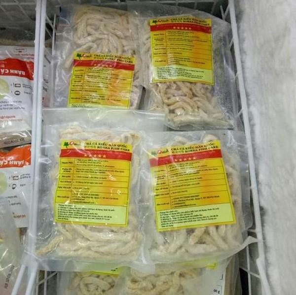 Cửa hàng Tèobokki cung cấp sỉ lẻ chả cá sợi