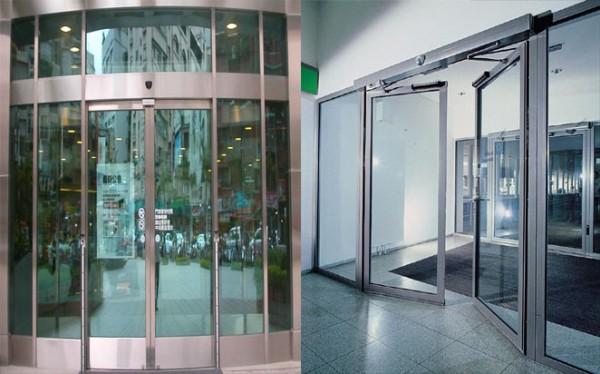 Cửa kính mở tự động chính hãng được hoàn thiện mang đến sự chấp thuận.