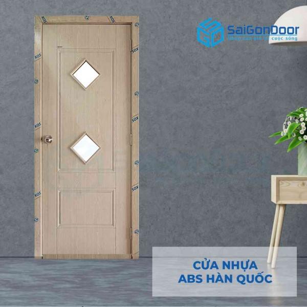 Cửa nhựa ABS 212-K0201
