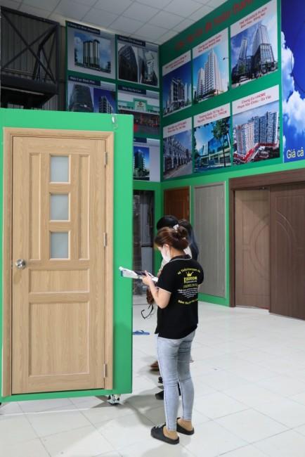 Cửa Nhựa Giá Rẻ Chỉ Từ 1.700.000 đ Tại TP HCM