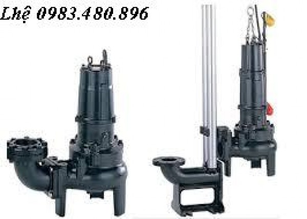 Cung cấp bơm Tsurumi 50U21.5 công suất 1,5kw điện 3pha Call 0983.480.896