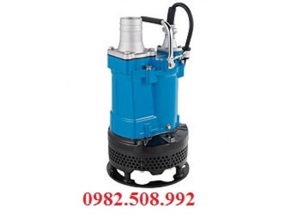 Cung cấp máy bơm chìm hút bùn Tsurumi KTV2-50, KTV2-80 - LH 0982.508.992