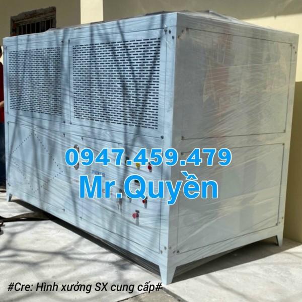 cung cấp máy làm lạnh nước chiller cho nhà máy hóa chất
