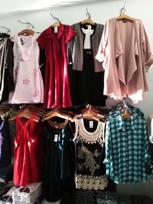 Cung cấp sỉ áo thun nữ in nổi hiệu Kirra giá chỉ 45k
