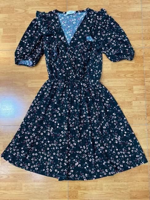 Cung cấp sỉ các kiểu váy đẹp giá rẻ áo đầm tay cánh tiên thời trang mới về