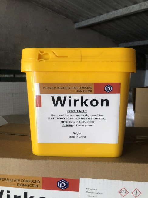 Cung cấp wirkon nguyên liệu,Potasium Monopersulfate Compound