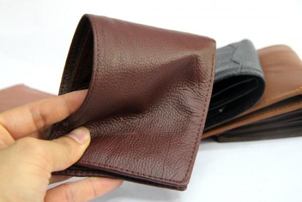 Cùng chọn chiếc ví da đúng chuẩn dân sành điệu