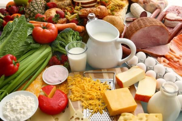 Cùng tăng năng lượng với thực phẩm không gây tăng cân