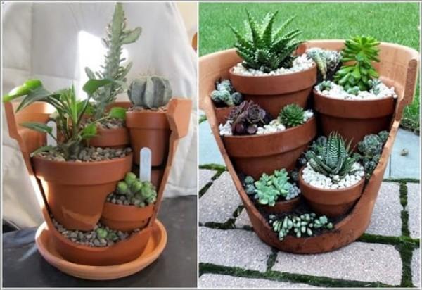 Cùng tạo điểm nhấn cho khu vườn của bạn