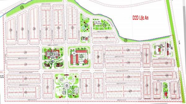 D2D Lộc An Long Thành – Dự án khu dân cư ngay cửa ngỏ Sân Bay Long Thành