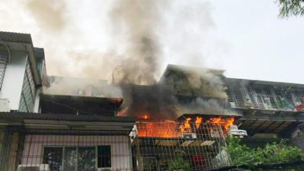 Đã có nhiều vụ cháy, nổ xảy ra tại những khu tập thể cũ