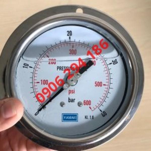 Đặc điểm nổi bật của đồng hồ đo áp suất Yamaki theo BILALO