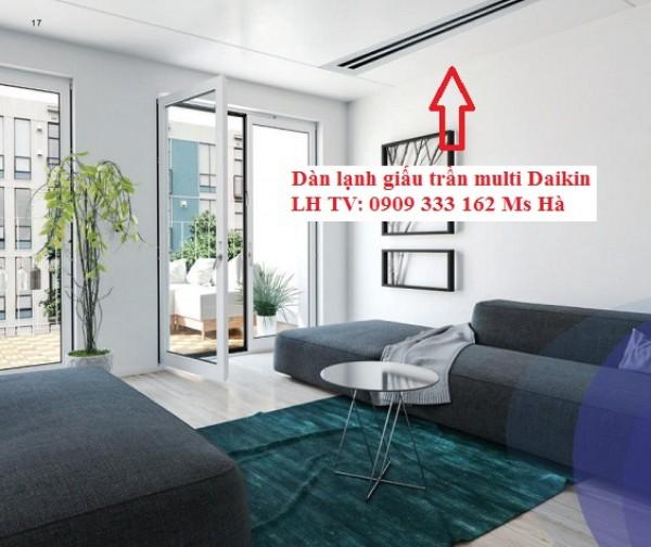 Đại Đông Dương chuyên phân phối máy Multi Daikin giá cực rẻ