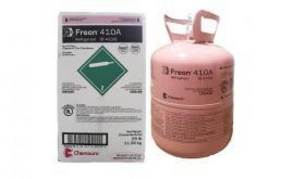 Đại lý bán gas lạnh các loại , Gas Lạnh R410A Mỹ Chemours 11,35kg - 0902 809 949