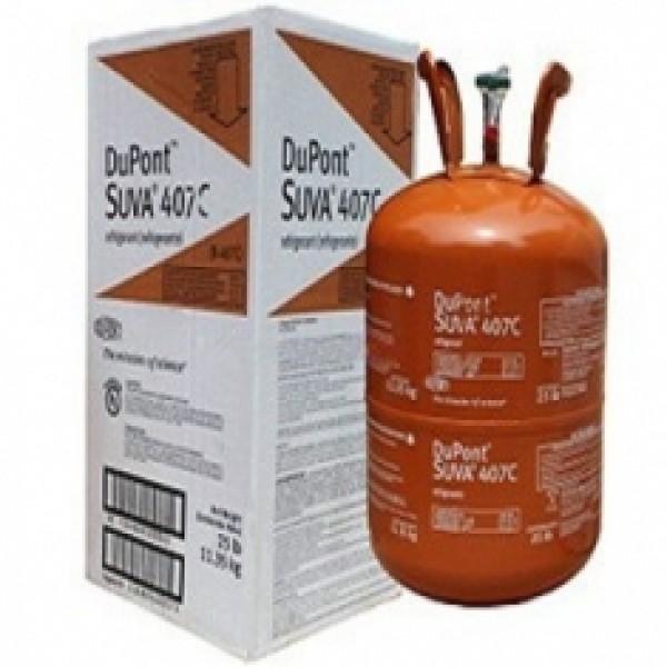 Đại lý bán gas lạnh Dupont Suva R407C = 0902.809.949