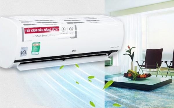 Đại lý bán máy lạnh treo tường LG - 0902.809.949