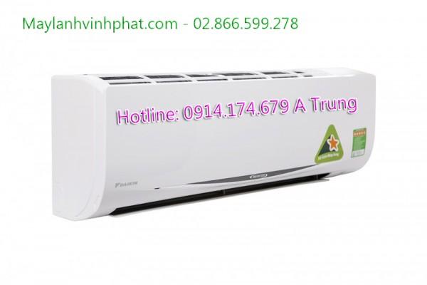 Đại lý cấp 1 của Máy lạnh treo tường Daikin vì vậy giá cung cấp ra luôn sát với giá hãng