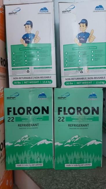 Đại lý Gas Floron R22 13.6kg - 0902.809.949
