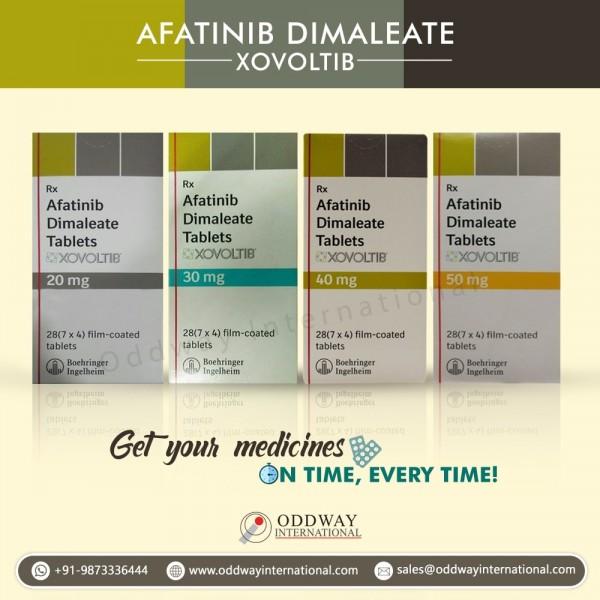 Đại lý, nhà xuất khẩu và nhà cung cấp bán buôn Afatinib - Oddway International
