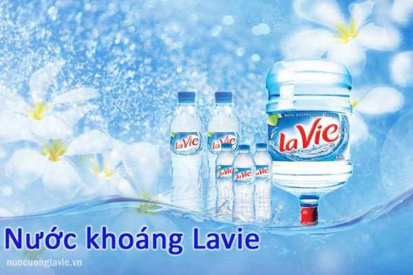 Đại lý nước khoáng LaVie tại Quận Tân Phú