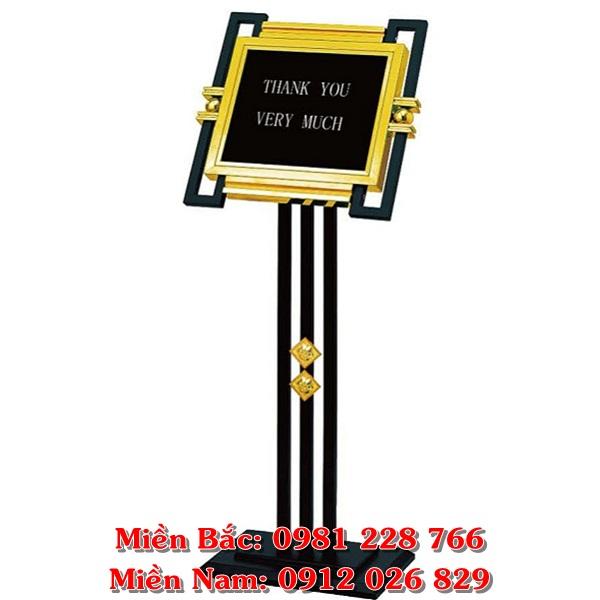 Đại lý phân phối bảng chào mừng chất lượng cao, giá rẻ tại Hà Nội