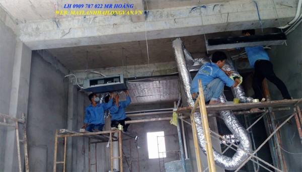 Đại lý thi công máy lạnh Multi chuyên nghiệp cho biệt thự với giá bao rẻ nhất