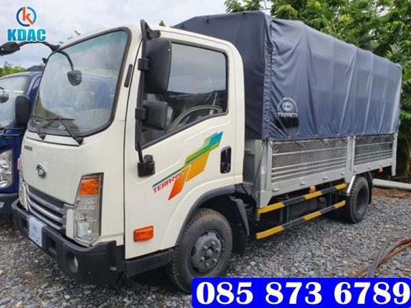 Đại lý xe tải Teraco Hà Nội - Xe tải Teraco 2.45 tấn thùng mui bạt – Tera245L